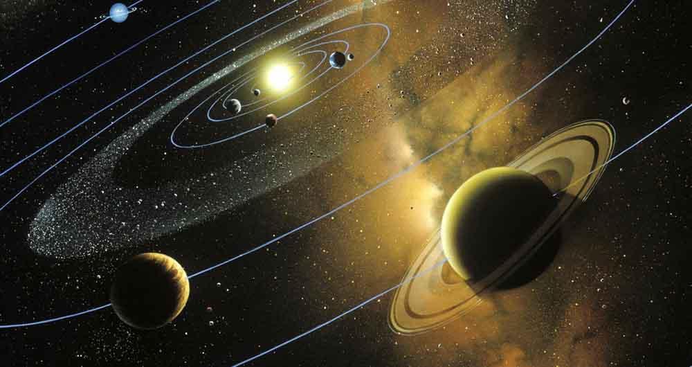 راز تولد منظومه شمسی فاش می شود