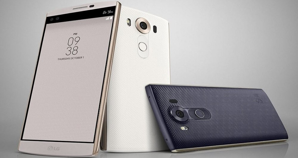 LG: all the offical images