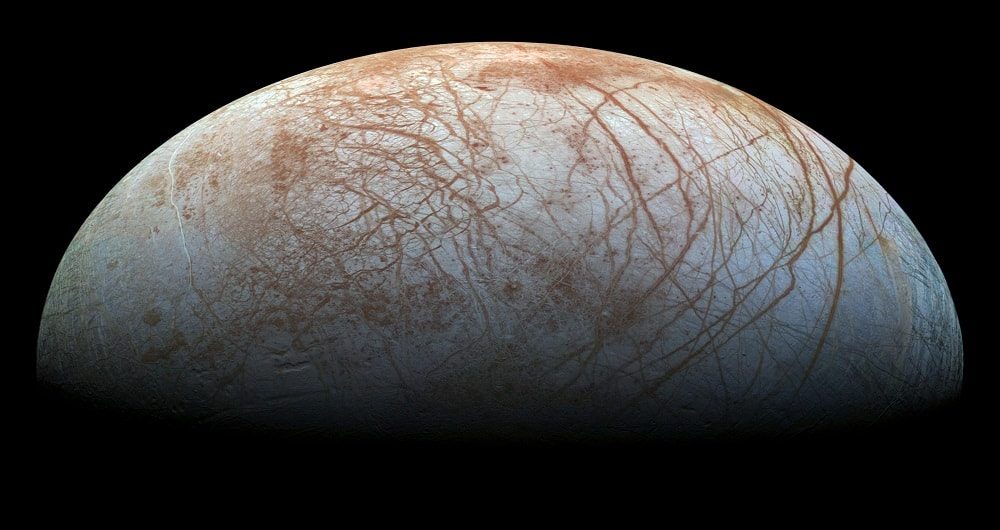 یافته های ناسا درباره وجود یک اقیانوس بر روی یکی از قمر های مشتری