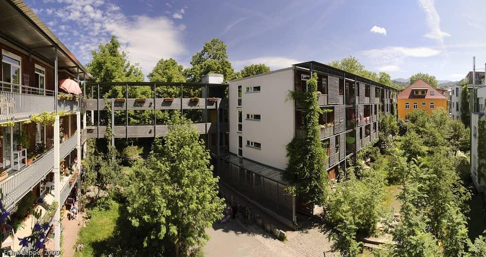 ساخت عظیم ترین ساختمان کنش پذیر دنیا در آلمان
