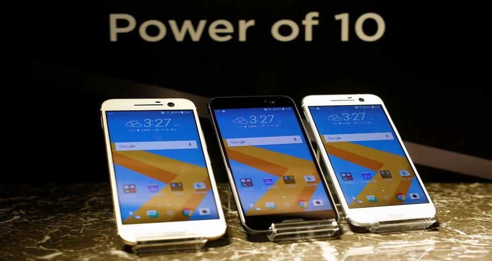 رونمایی از سه مدل جدید از HTC