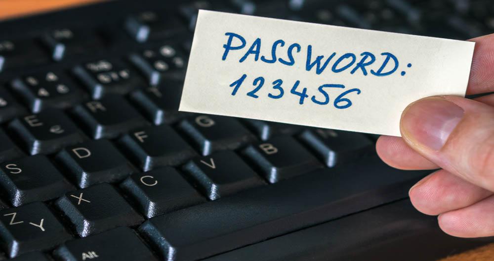 رمزهایی که اطلاعات شما را به باد می دهند