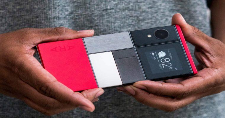ایدهای جدید در ساخت تلفنهای همراه ماژولار