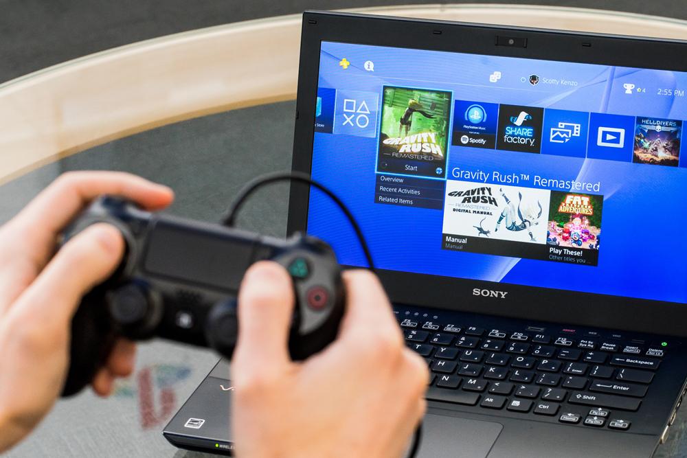 اجرای بازی های پلی استیشن 4 روی کامپیوتر