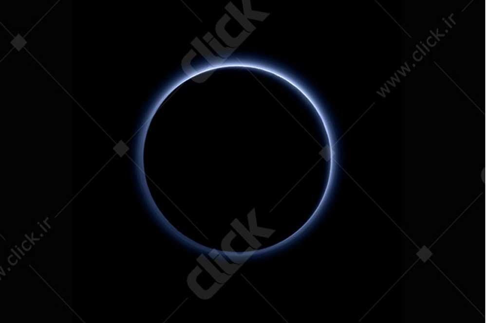 تصویر پلوتو با تلسکوپ چاندرا