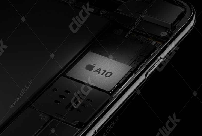 تصویر پردازنده A10