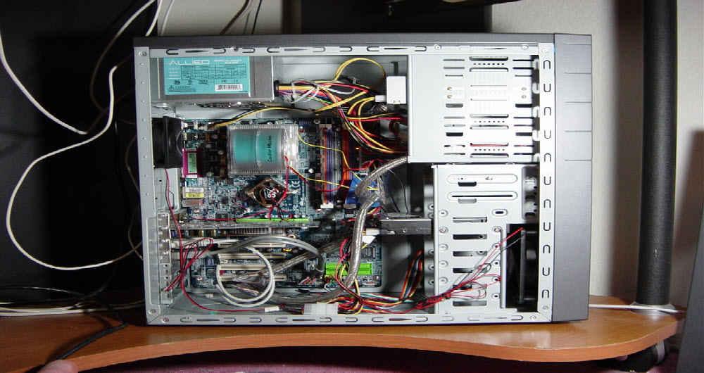 side open case