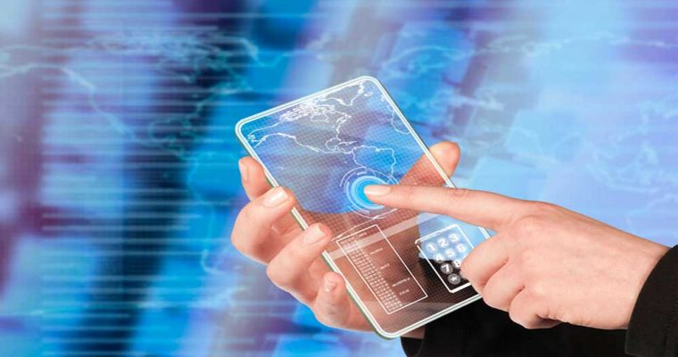 فناوری جدید نمایشگرهای لمسی