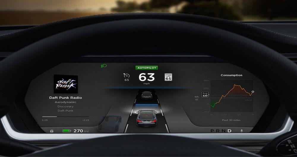 سیستم رانندگی خودکار