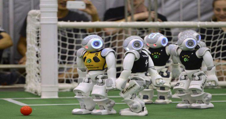 قهرمانی تیم رباتیک دانشجویی ایران در مسابقات چین