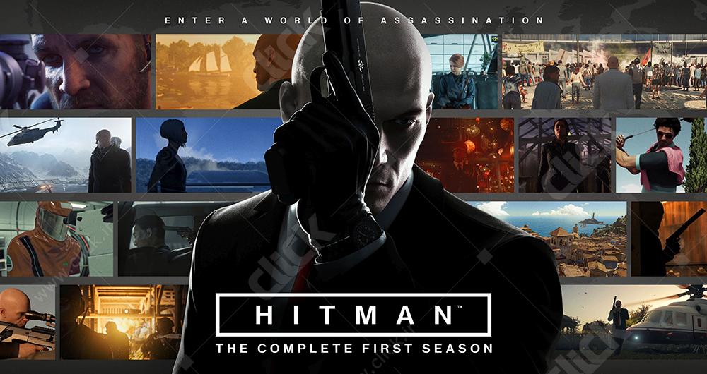 قسمت پایانی فصل اول بازی Hitman