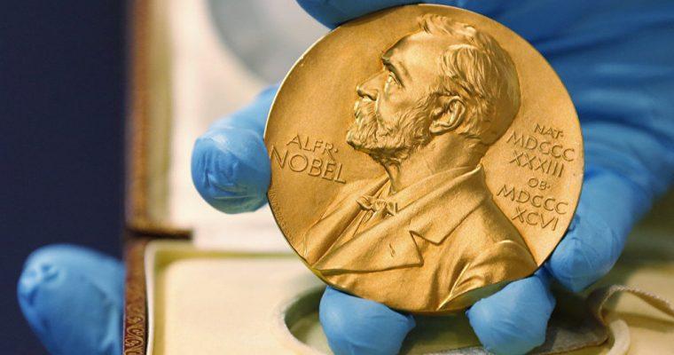 جایزه نوبل شیمی