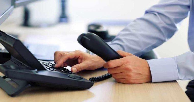 با یک خط تلفن همزمان با دو نفر مکالمه کنید