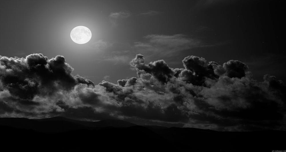 تاریکی شب