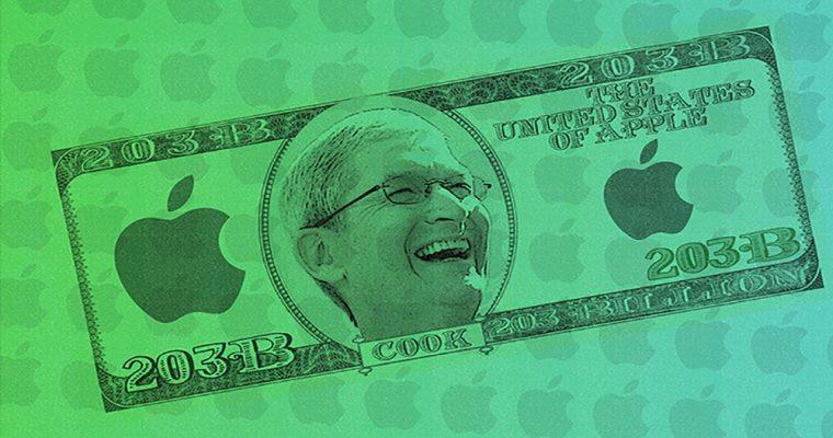 راز درآمد های میلیارد دلاری اپل