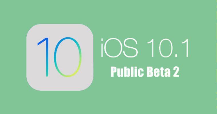 امکانات به روزرسانی جدید اپل iOS 10.1