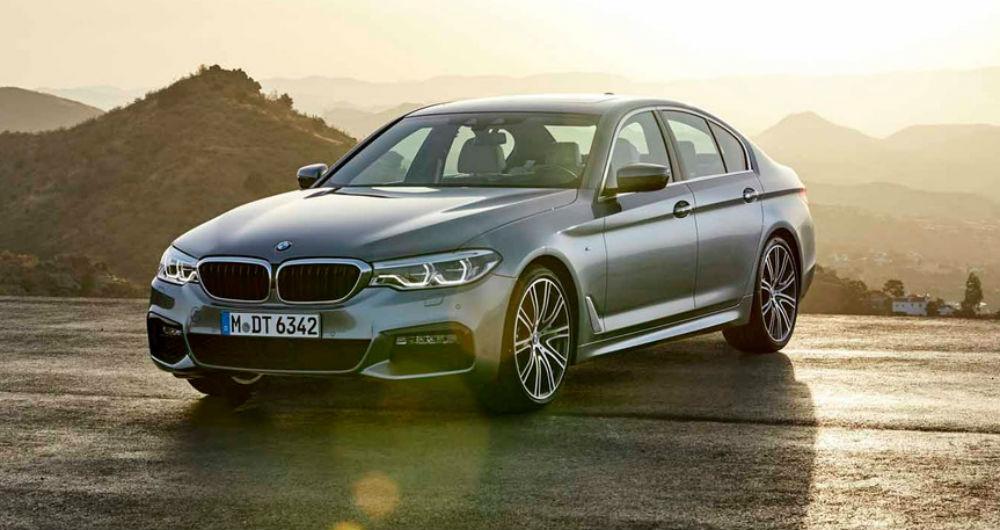 رونمایی BMW از سری ۵