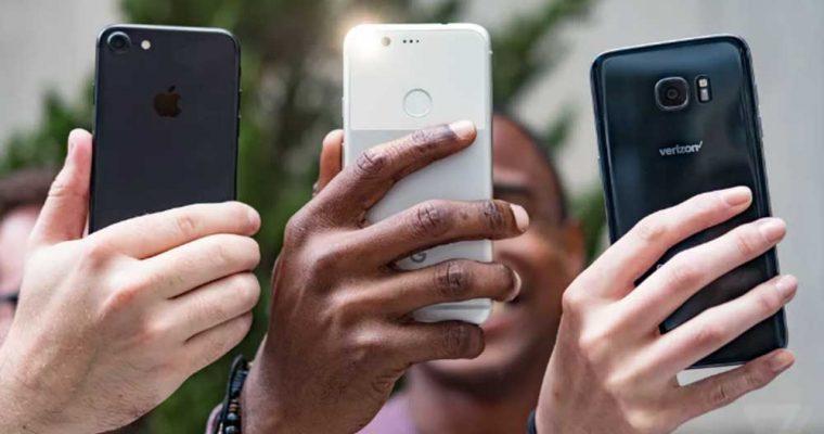 مقایسه دوربین سه گوشی پیکسل، گلکسی اس 7 اج و آیفون 7