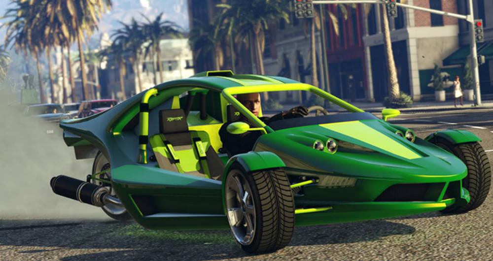 GTA 5 adds more new vehicles, launches another bonus event today