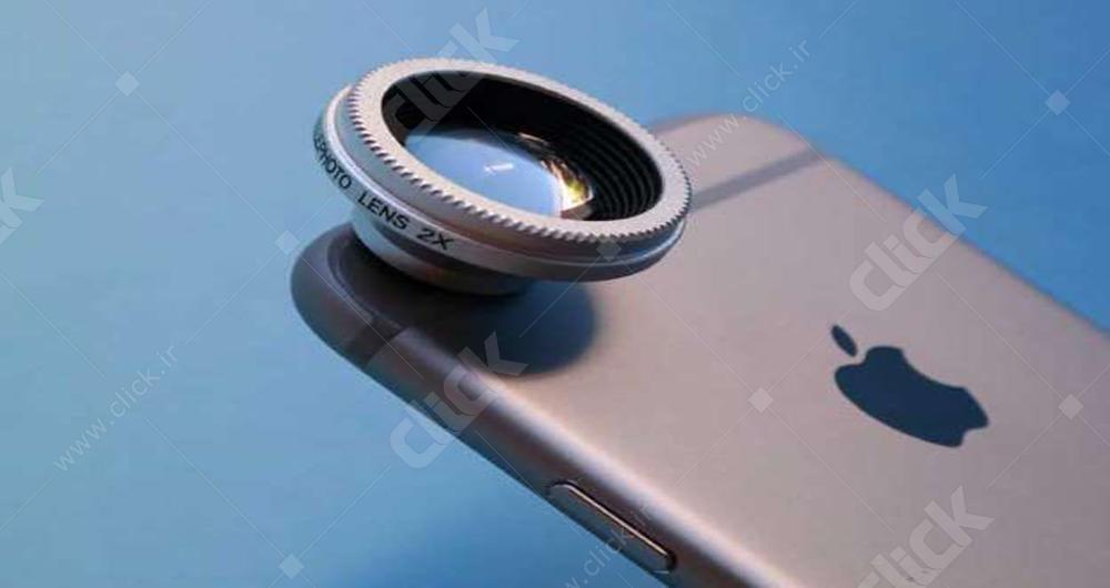 با لنزهای تلهفتو بر روی گوشی هوشمند عکسهای بهتری بگیریم