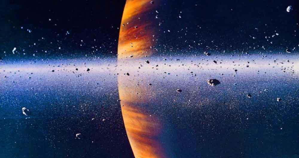 اتفاقی نادر در جهان هستی: تغییر رنگ شش ضلعی معروف سیاره زحل