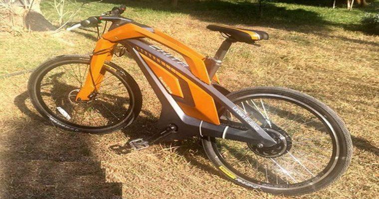 ترجمه دوچرخه هیبریدی ایرانی هم از راه رسید Iranian hybrid bike