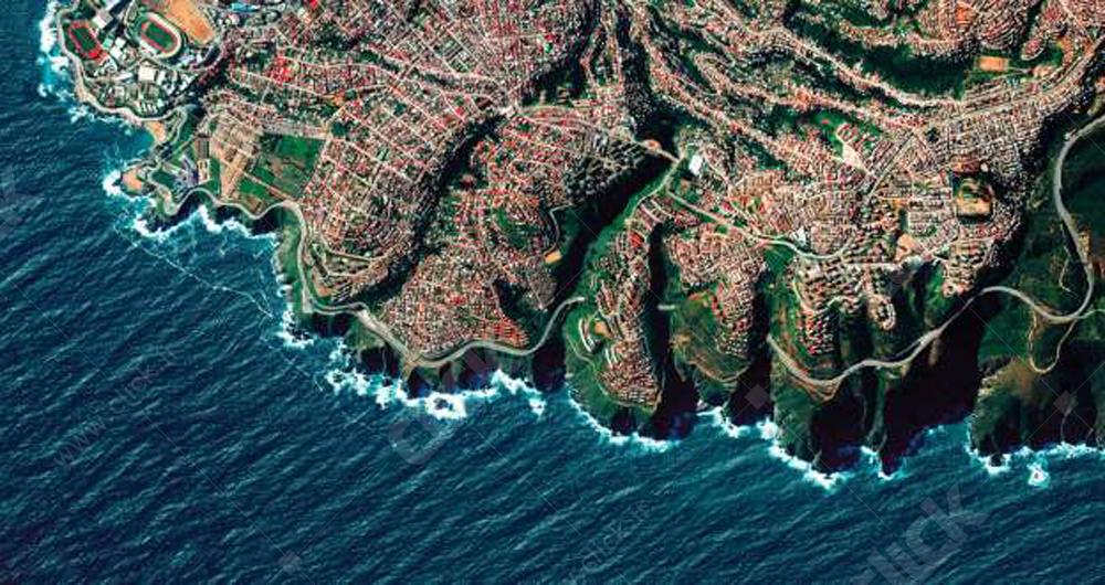 تصاویر هوایی شگفتانگیز از زمین