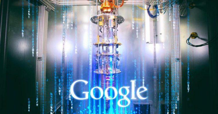 quantum computer google