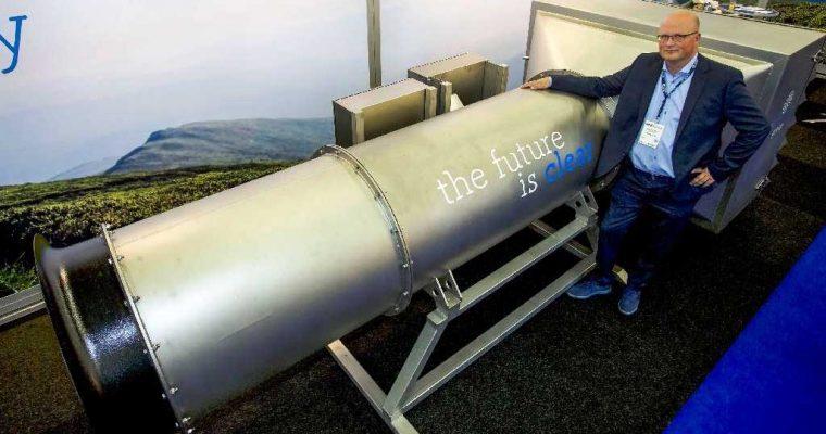 ساخت اولین تصفیه کننده هوای آزاد به دست مهدسین آلمانی