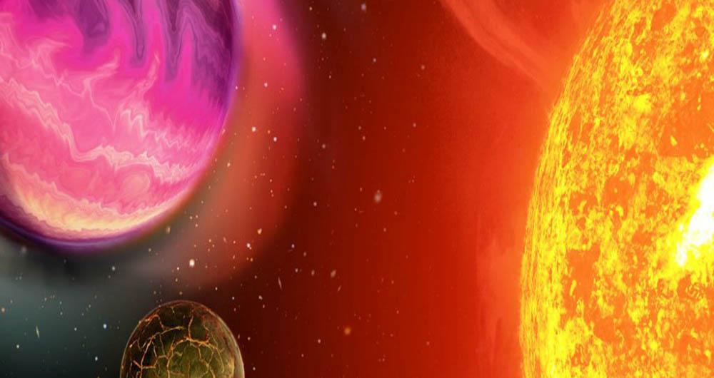 احتمال کشف نوضیحی جدید از شکل گیری منظومه خورشیدی