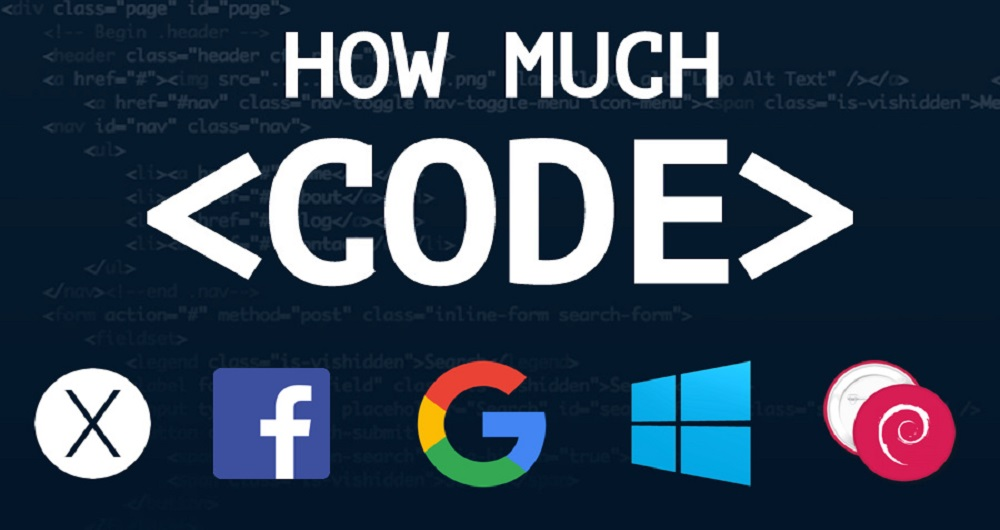 how many lines of code