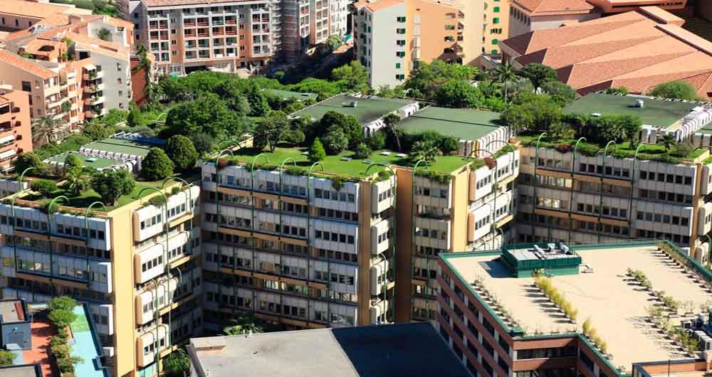 ساختمان خود را سبز کنید