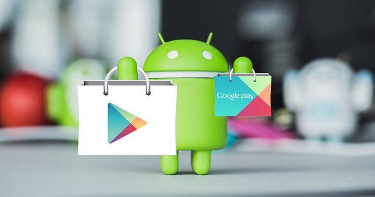 تغییرات گوگل در گوگل پلی استور