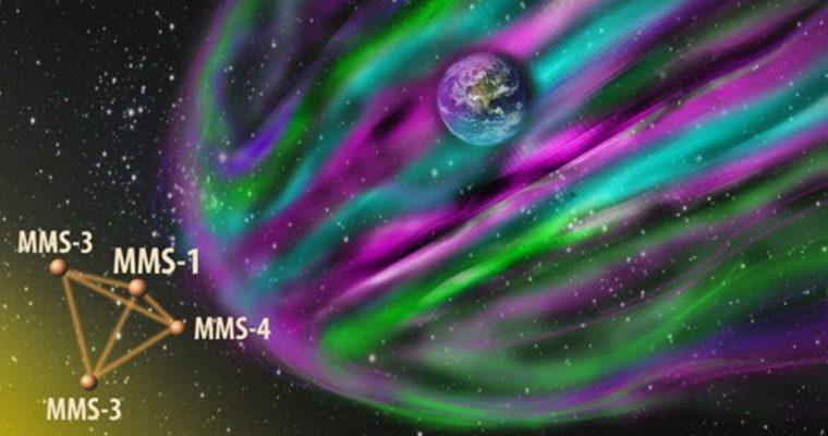 مشاهده امواج پلاسما
