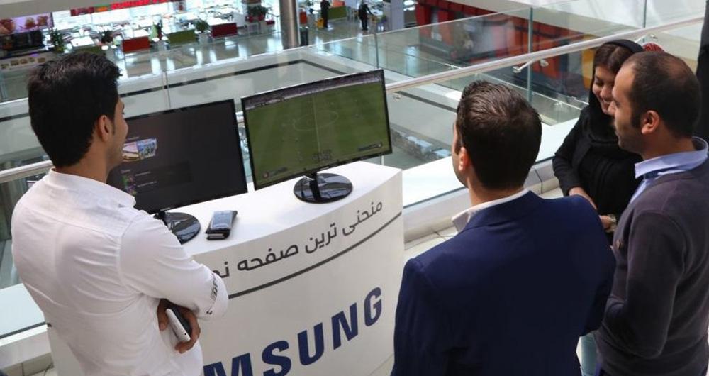 جام بازیهای رایانهای خلیج فارس با حمایت سامسونگ ایران