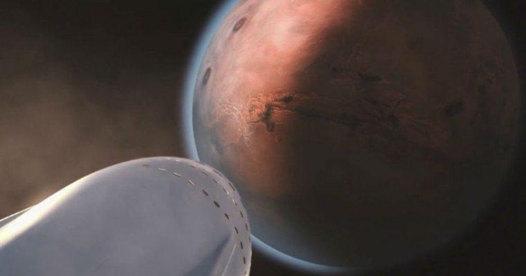 رویای سفر به مریخ