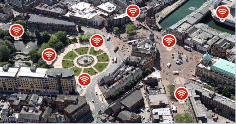 نواخته شدن زنگ وای فای در شهرها