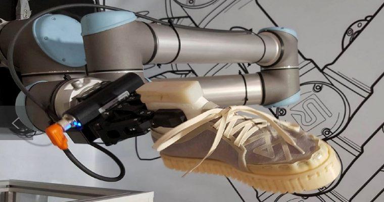 ساخت اولین کفش چاپ شده تجدید پذیر
