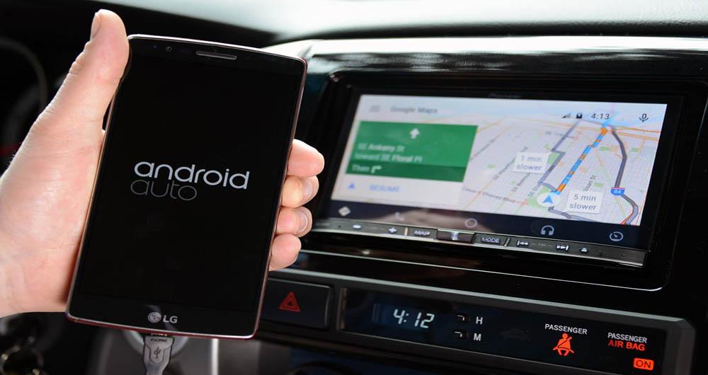 از کاربرد اپلیکیشن Android Auto در اتومبیل ها چه می دانید؟
