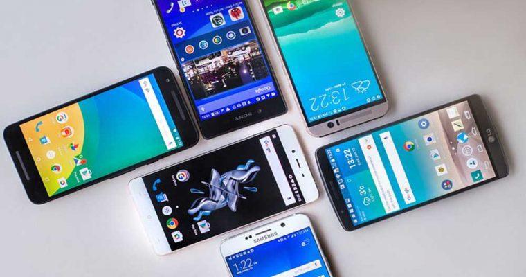 گوشی های رونمایی نشده و عرضه نشده