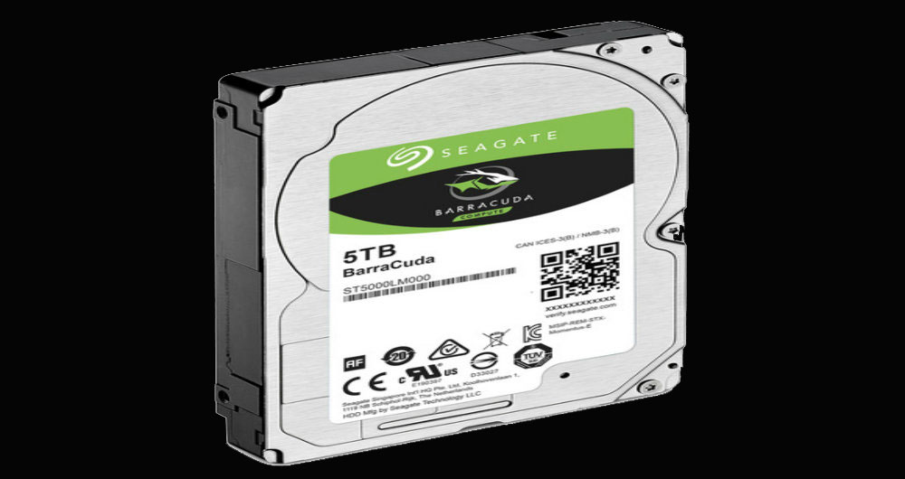 Seagate drops the world's largest tiny hard drive