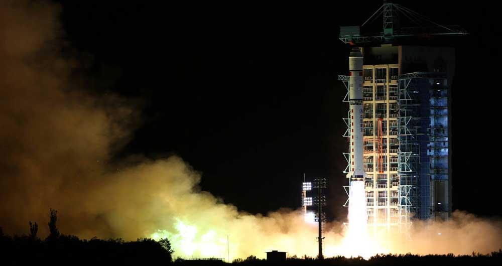 مراحل آماده سازی اولین ماهواره غیرقابل هک جهان