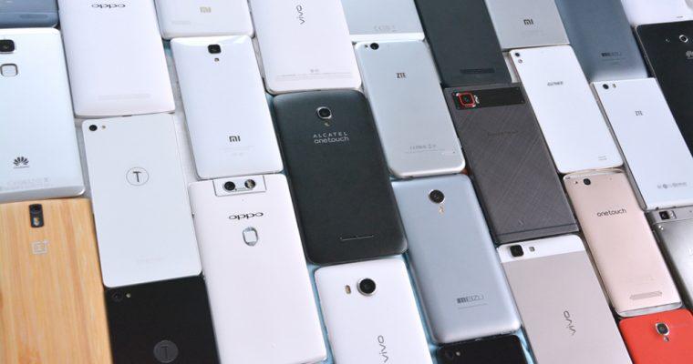 ماجرای گوشیهای هوشمند ارزانقیمت چینی