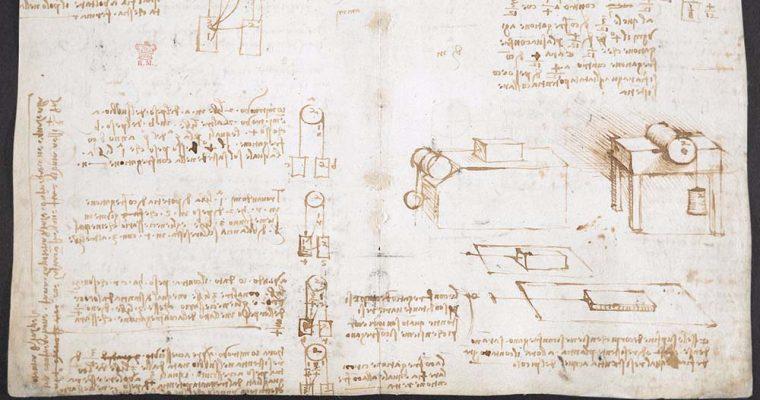 لئوناردو داوینچی اولین کاشف قوانین اصطکاک شناخته شد
