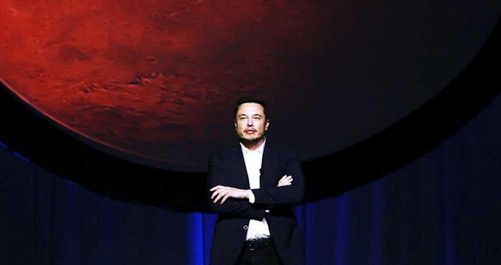 ایلان ماسک مشروح برنامه اش برای سفر به مریخ را اعلام کرد