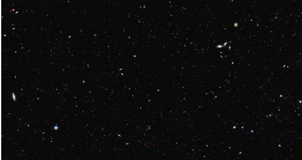 کشف کهکشان ها