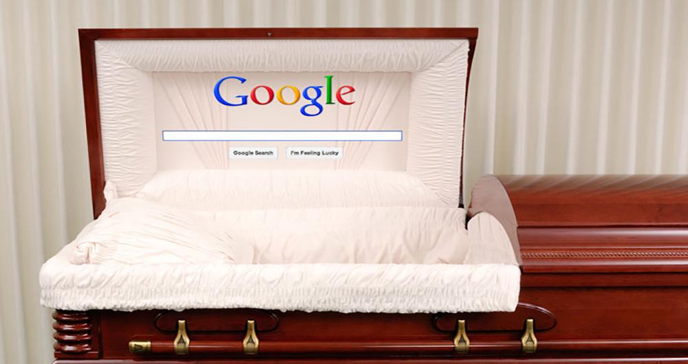 زنده نگه داشتن حساب گوگل بعد از مرگ