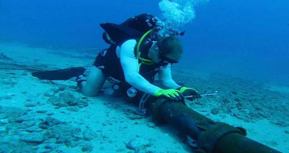 خط انتقال اینترنت زیردریایی
