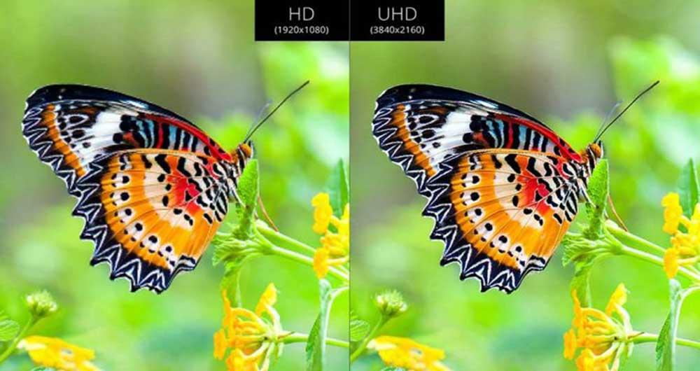 بررسی همه جانبه فناوری HD و Ultra HD