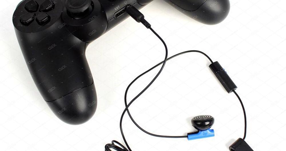 تبدیل هدست سیمی به بی سیم با استفاده از دسته PS4